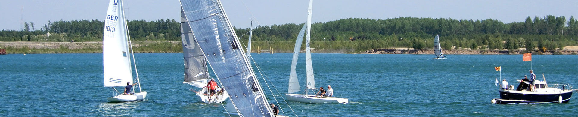 Folgeseite Segelboote